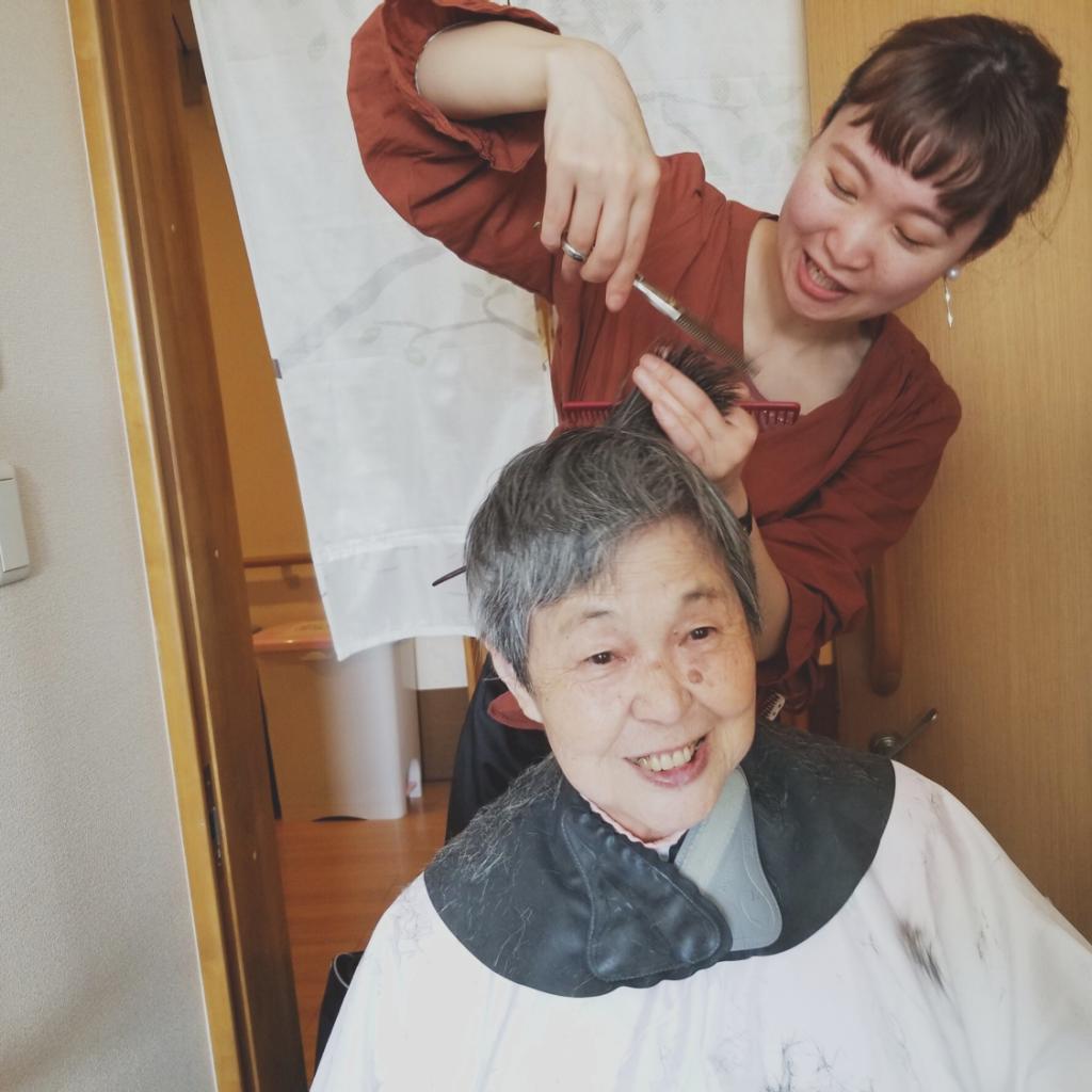 ボランティア活動【 松本 】