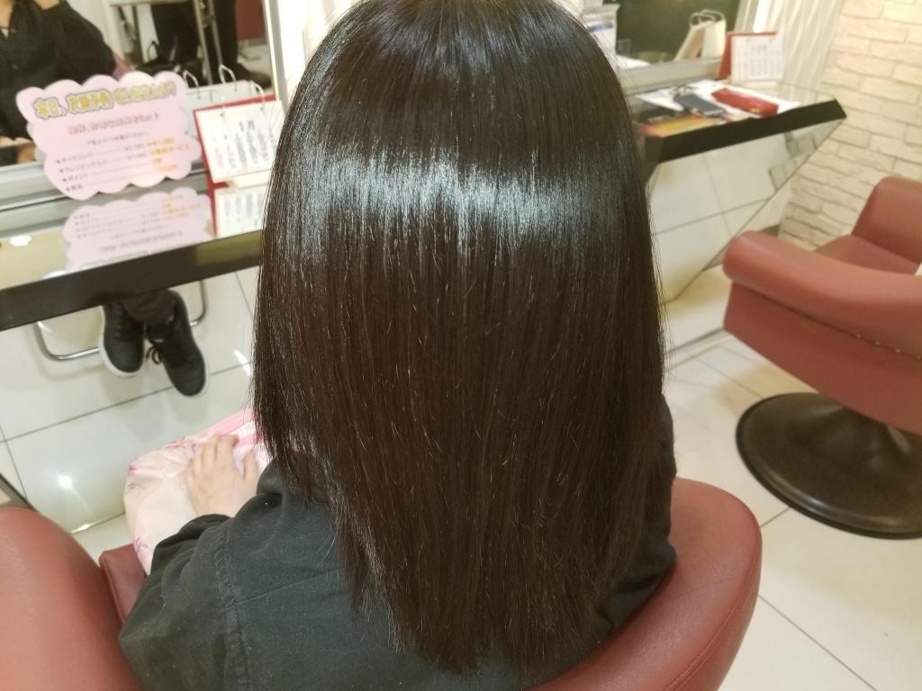 パサパサ・ゴワゴワの髪が別人レベルに【惣慶】