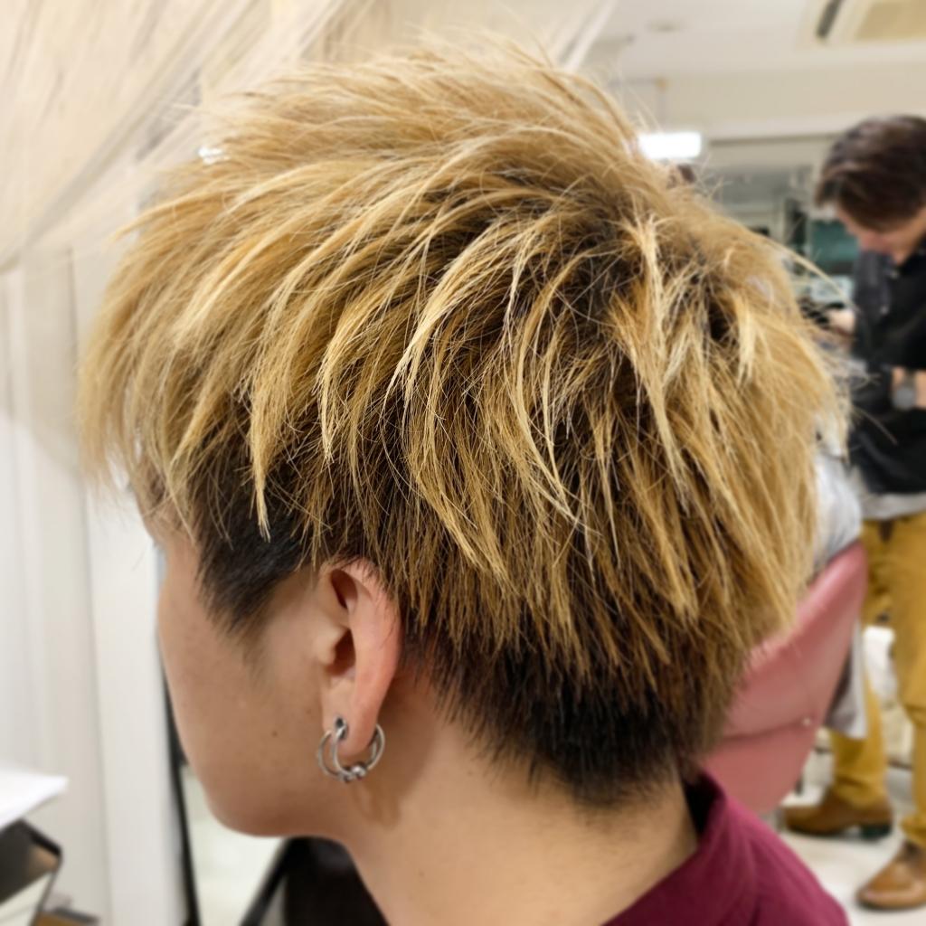 メンテナンスカットして綺麗に髪を伸ばしましょう!【宇野】